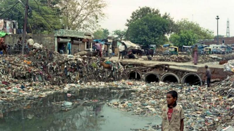 Yamuna: o rio mais poluído da índia