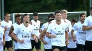 Benfica deixa Inglaterra e prossegue preparação na Suíça