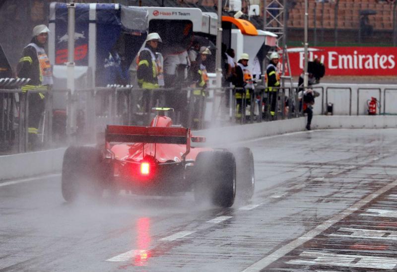 Kimi Raikkonen (Reuters)