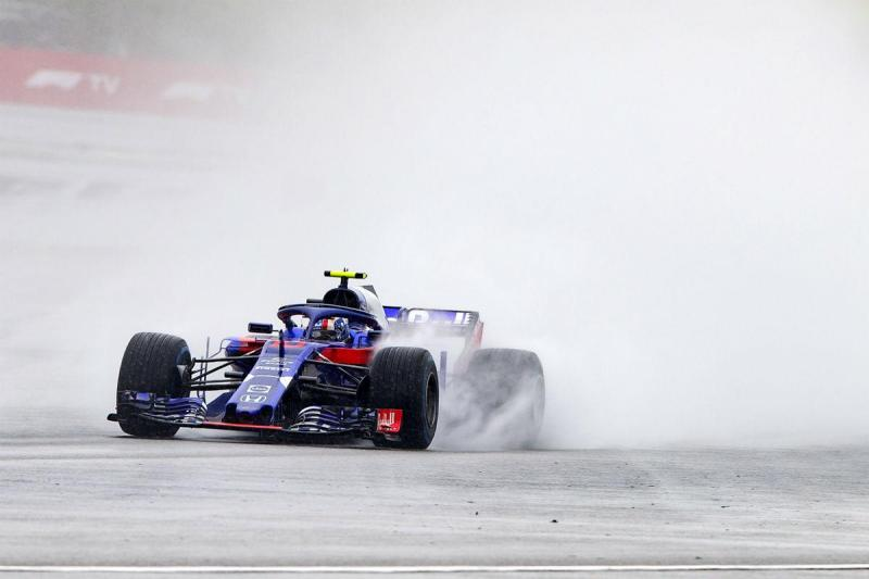 Pierre Gasly (Lusa)