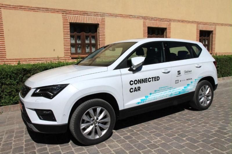Seat connected car
