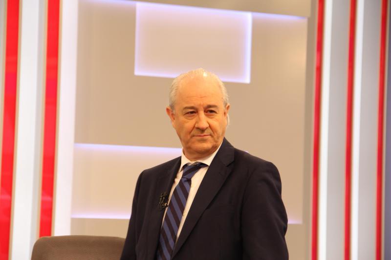 Rui Rio no Jornal das 8