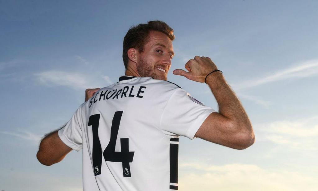 Schurrle (twitter Fulham)