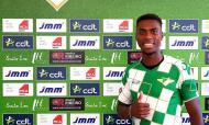 Moreirense: Heriberto vai representar os sub-21 de Portugal