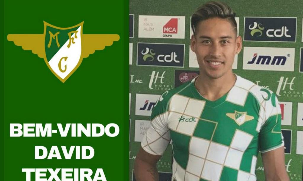 David Texeira (twitter Moreirense)