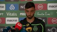 «Tenho ansiedade de voltar a Alvalade, fui muito feliz ali»