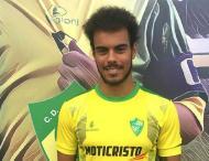 Pedro Ferreira (Foto Facebook CD Mafra)