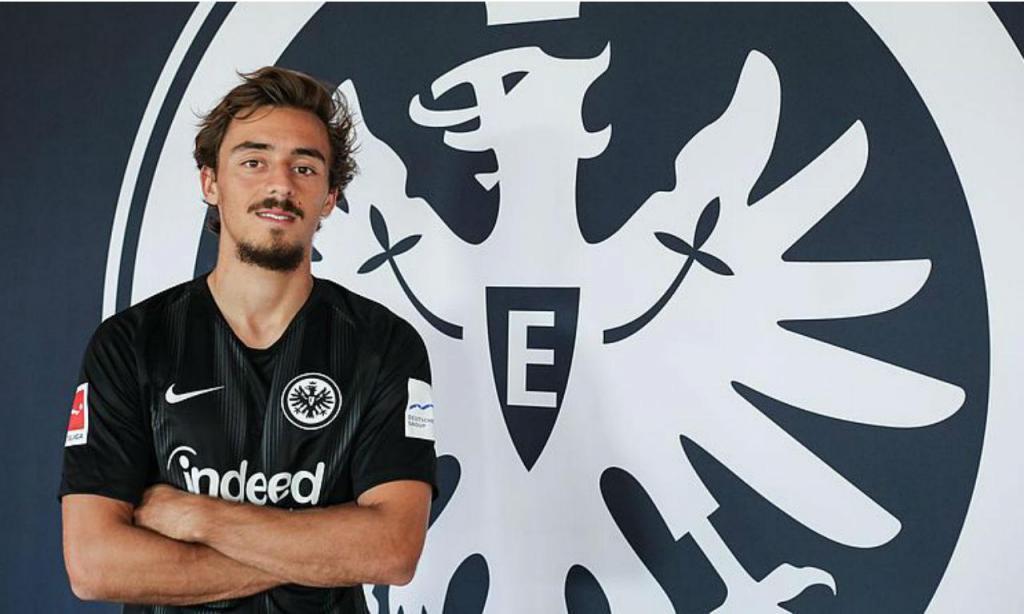 Francisco Geraldes (foto: Eintracht Frankfurt)