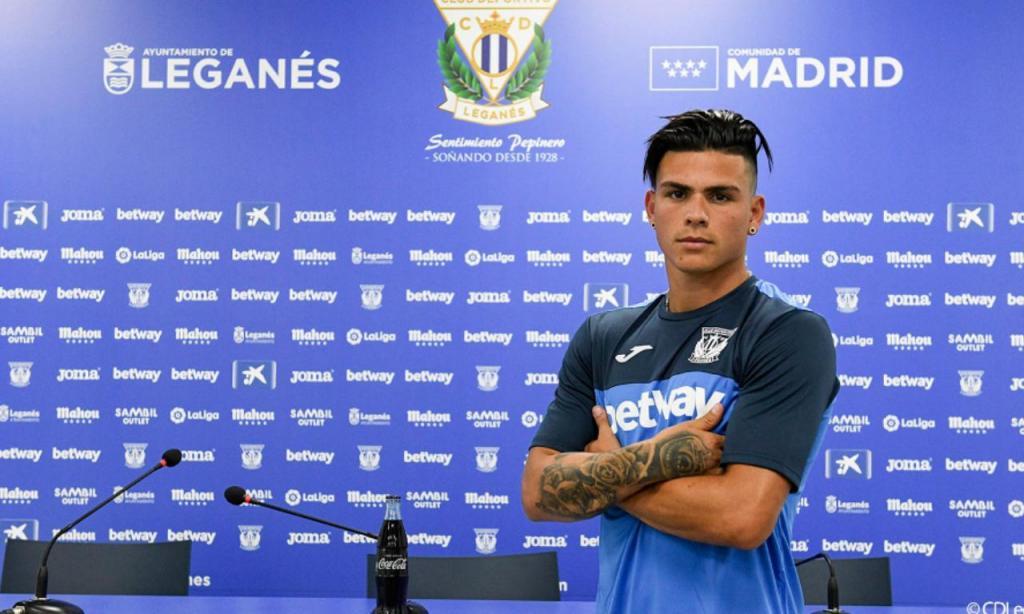Jonathan Silva - Leganés