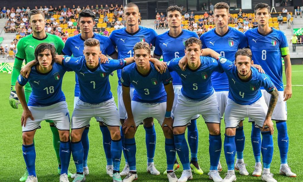 Sub-19: Portugal