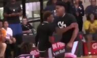 LeBron James Jr. (foto Youtube)