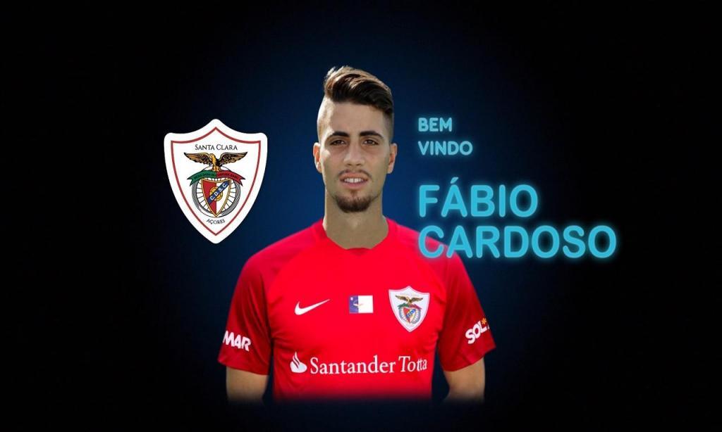 Fábio Cardoso (Foto: Santa Clara)