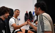 Cristiano Ronaldo (foto: Juventus
