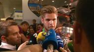 «Já começámos a sonhar com o Mundial»