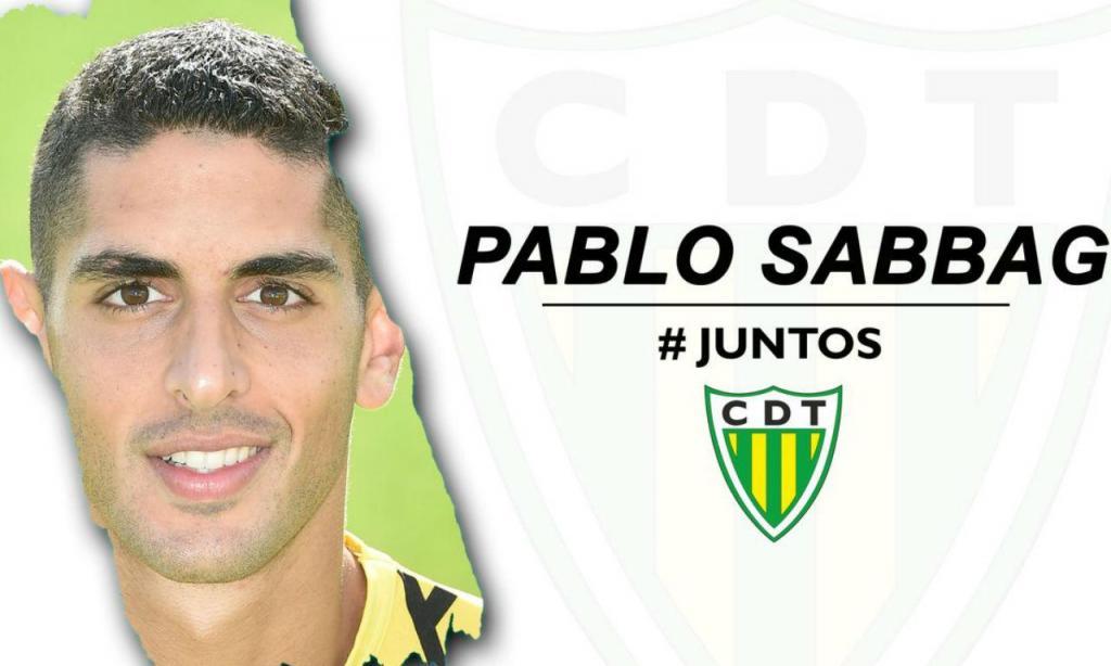 Pablo Sabbag - Foto Tondela