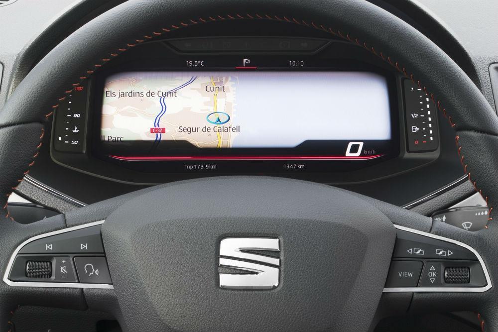 Seat Cockpit Digital