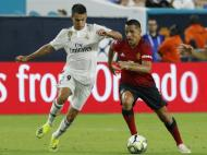 Manchester United-Real Madrid