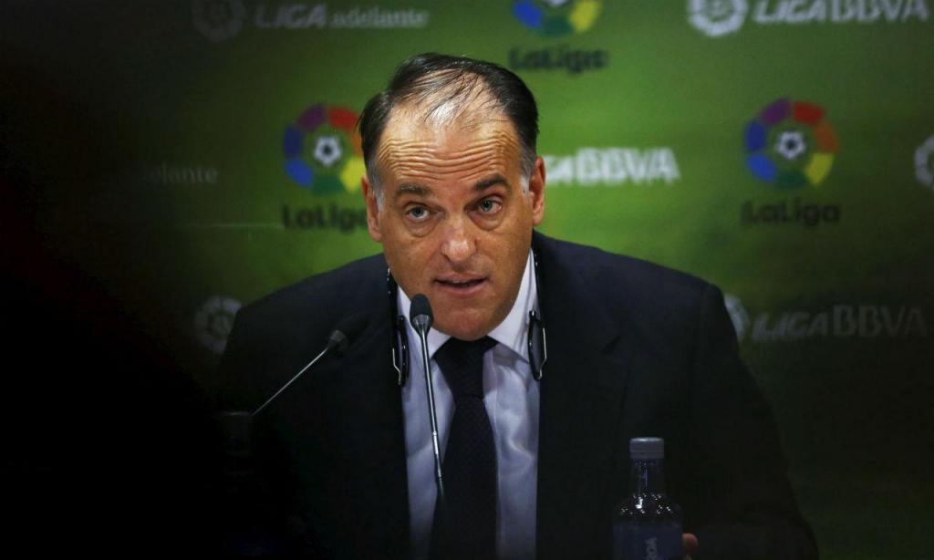 Javier Tebas (Reuters)