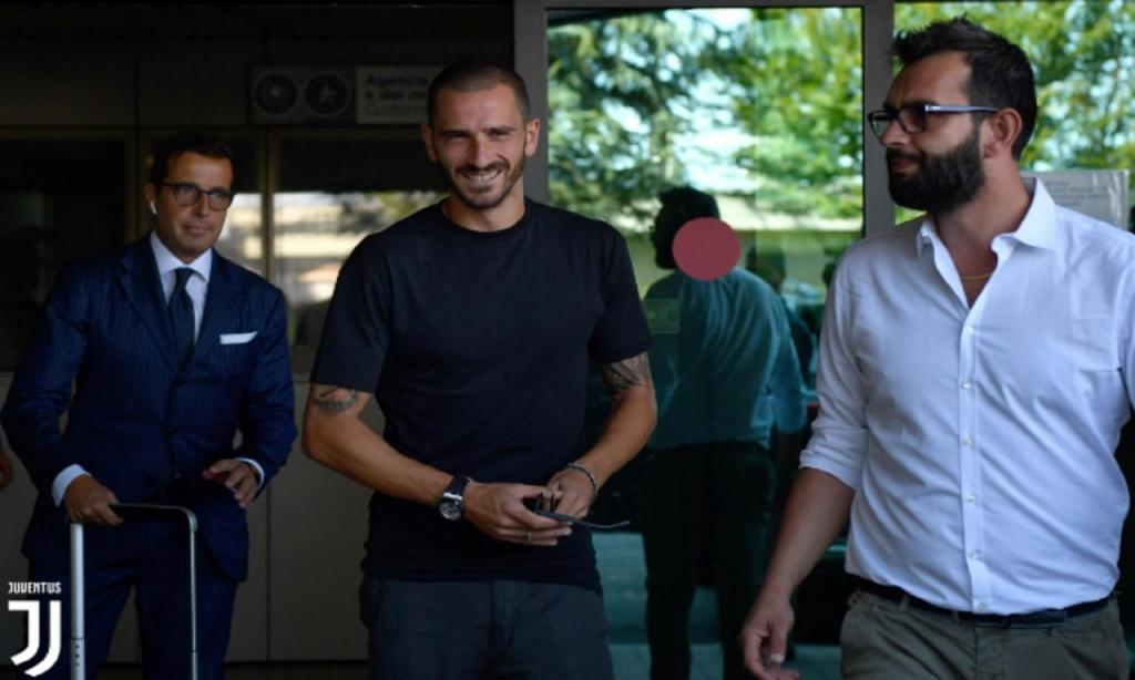 Bonucci (foto: Juventus)