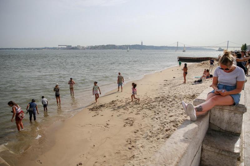 Calor em Lisboa