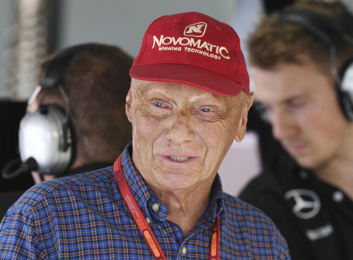 Niki Lauda (Reuters)