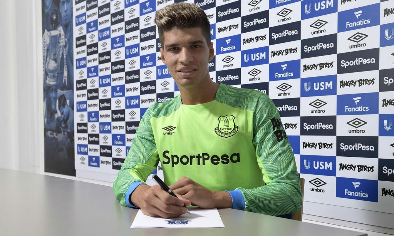 João Virgínia (twitter Everton)