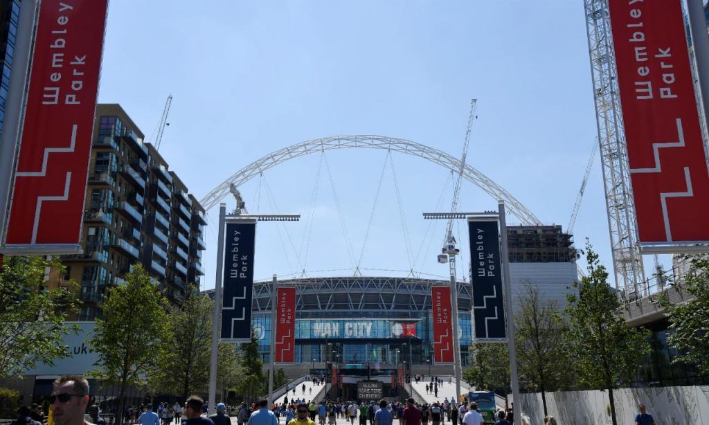 Wembley - Community Shield