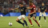 Manchester United-Bayern (LUSA)
