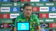 José Peseiro: «Mais importante que vencer era não ter lesões»