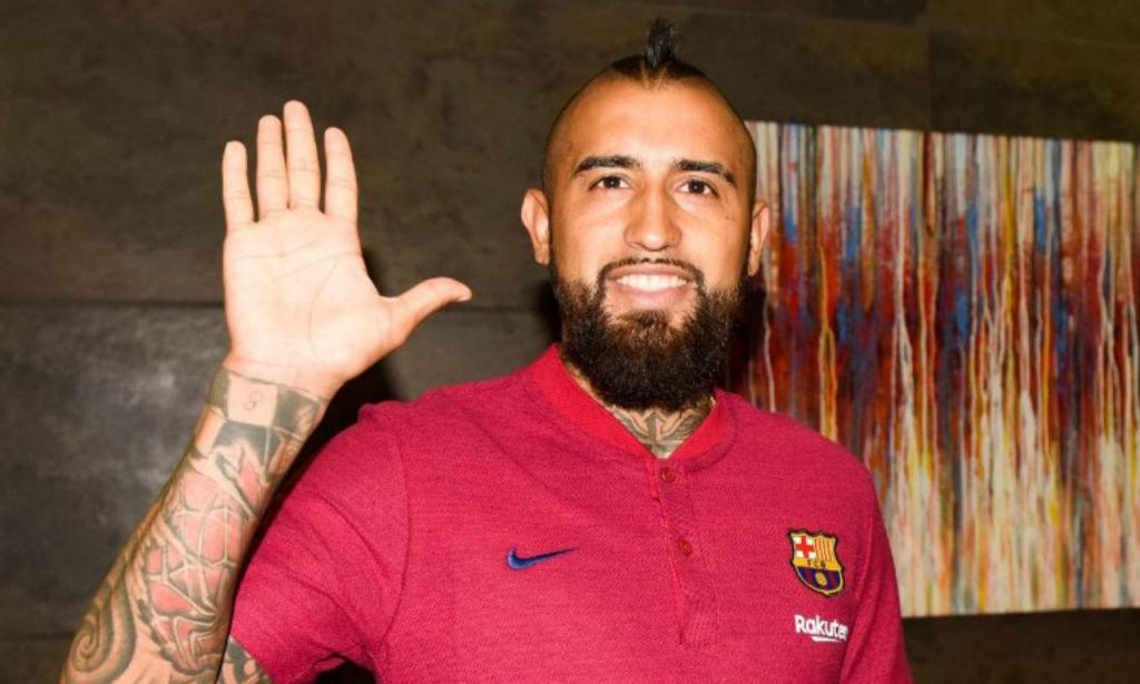 Arturo Vidal - Barcelona