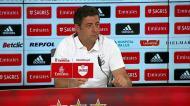 Rui Vitória, Bernardo Silva e o peso de Jonas no Benfica