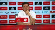 Vitória: «Preparámo-nos na pré-temporada para este mês»