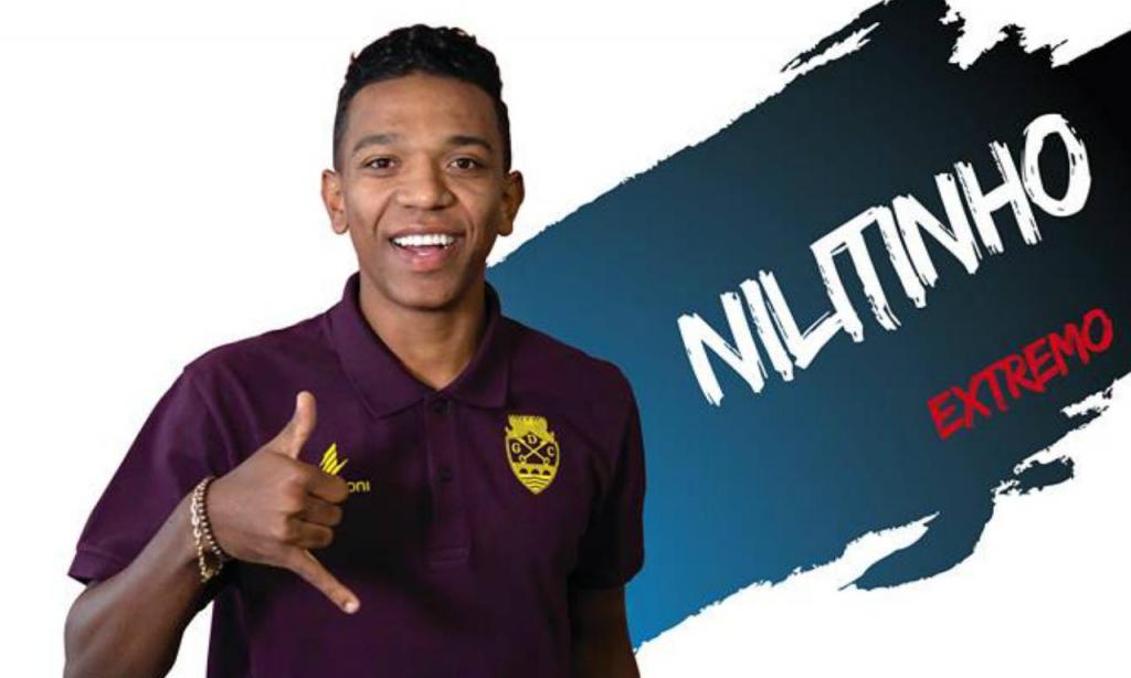 Niltinho - Desp. Chaves