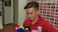 «Fazer um golo no Estádio da Luz é muito giro»