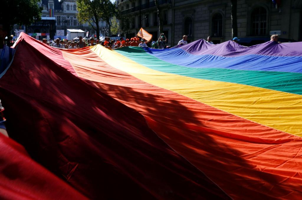 10.ª edição dos Jogos Gay, em Paris