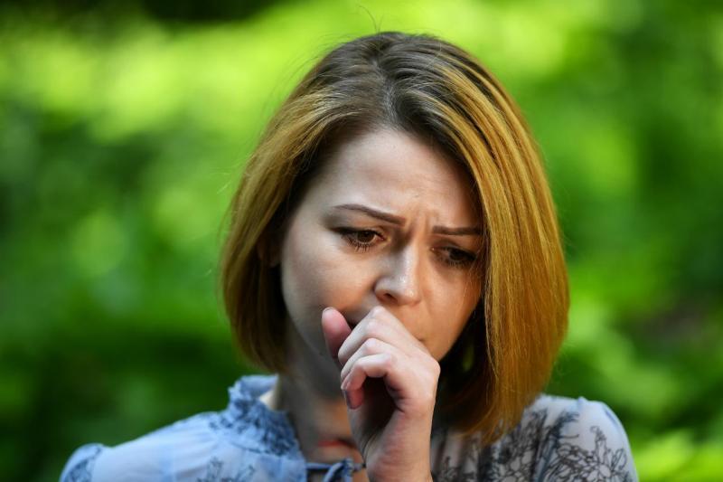 Yulia Skripal - russa envenenada com o pai, o ex-espião Sergei Skripal