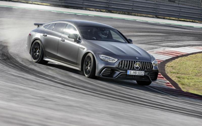 Mercedes-AMG GT 4 portas Coupé