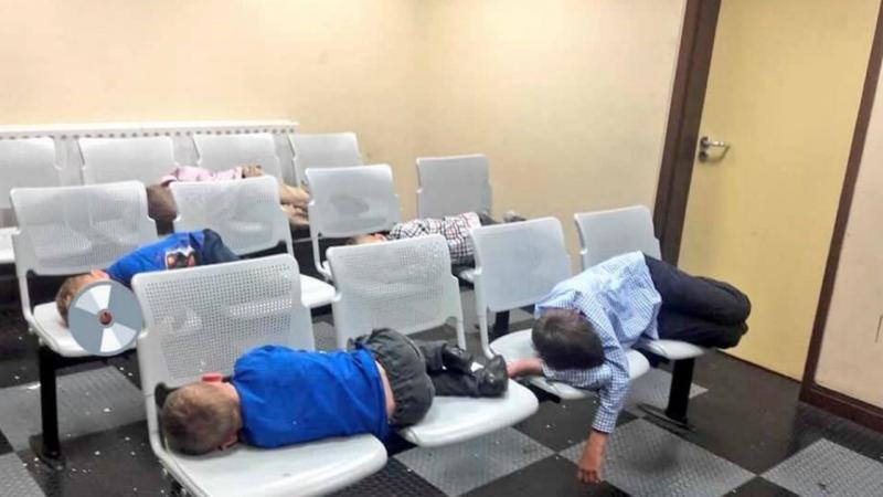 Família de sem-abrigos foi obrigada a dormir numa esquadra em Dublin