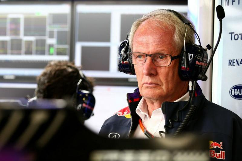Helmut Marko (Red Bull Racing)