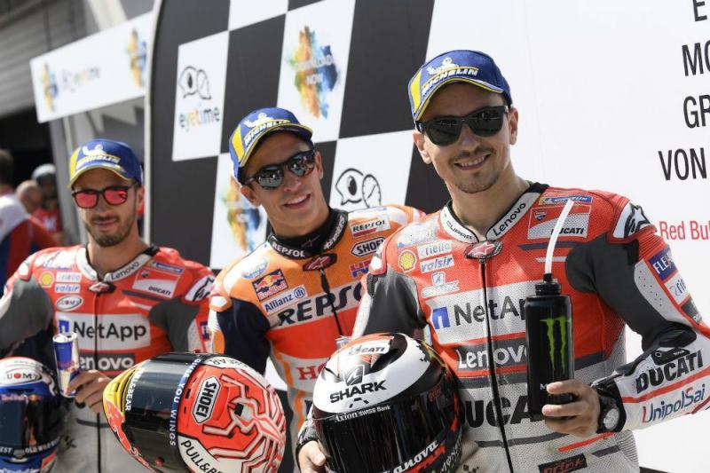 Jorge Lorenzo (Ducati Corse)
