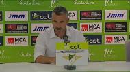 Ivo Vieira: «Satisfeito pelo comportamento e empenho da equipa»