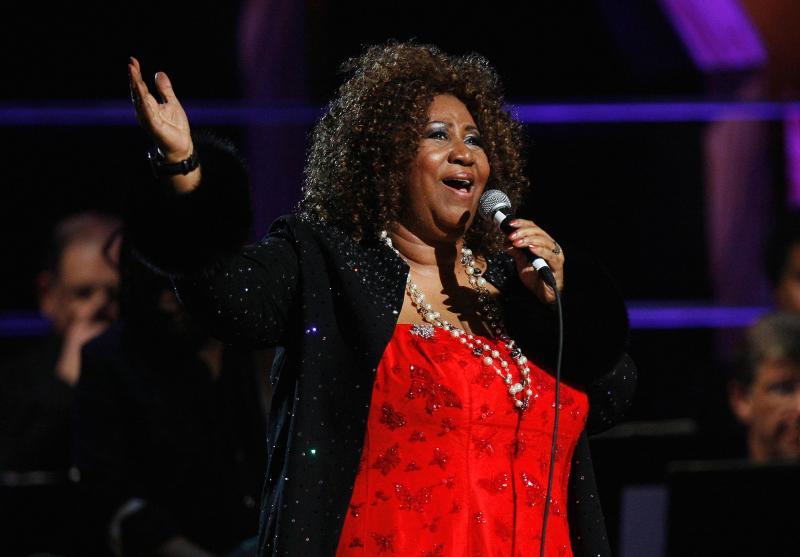 Aretha Franklin: a rainha da soul