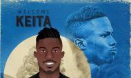 Keita Baldé (twitter Inter de Milão)