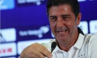 Conferência do Benfica em Istambul (EPA/ERDEM SAHIN)