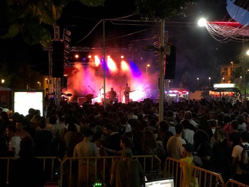 O Festival Sobe à Vila