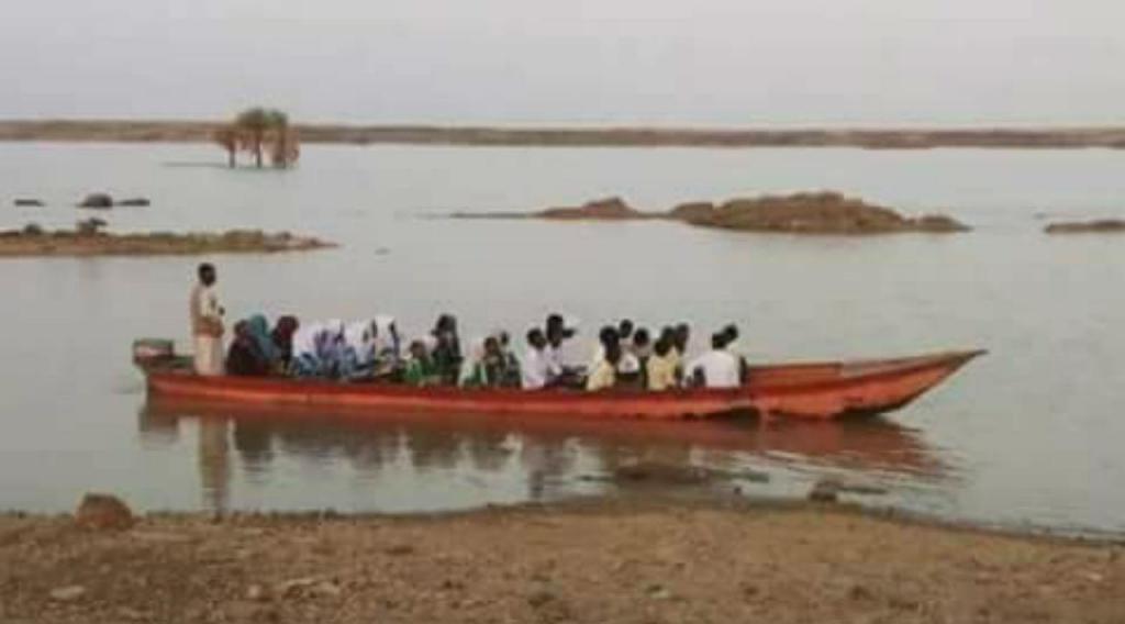 Naufrágio no Nilo