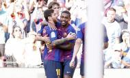 Barça venceu Troféu Joan Gamper