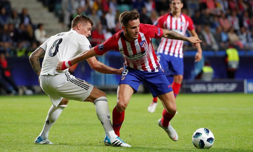 Real Madrid-Atlético Madrid