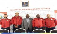 Seleção de Moçambique (Foto: André Azevedo)