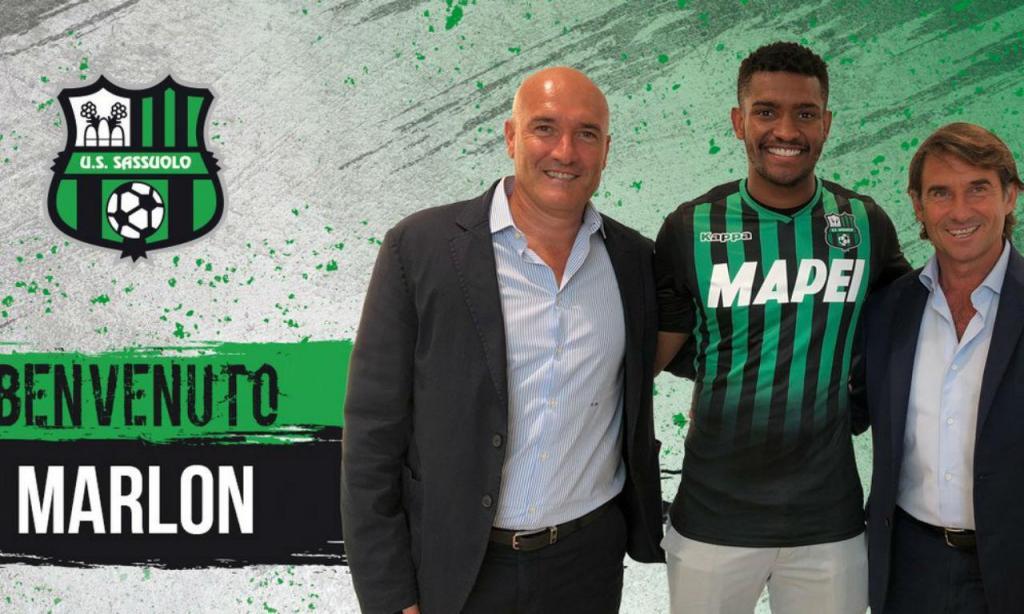 Marlon (twitter Sassuolo)